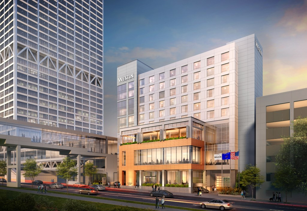 The Westin Milwaukee Slated to open in 2017 on the US Bank Campus at the Heart of the City's Bustling Downtown