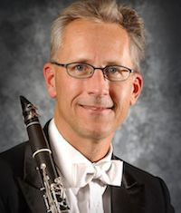Clarinetist William Helmers