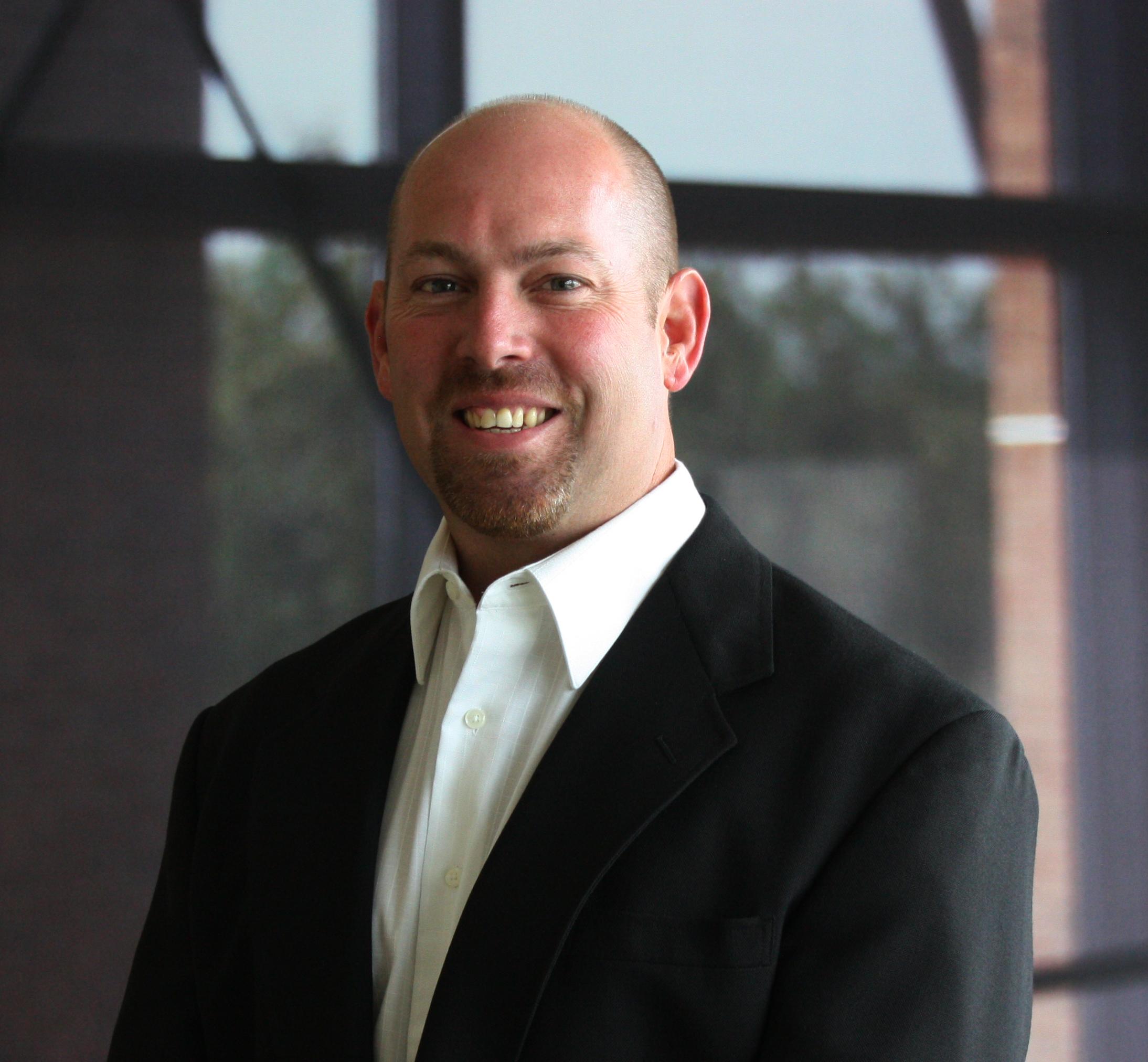 Eric Wynn. Photo courtesy of J.H. Findorff & Son Inc.