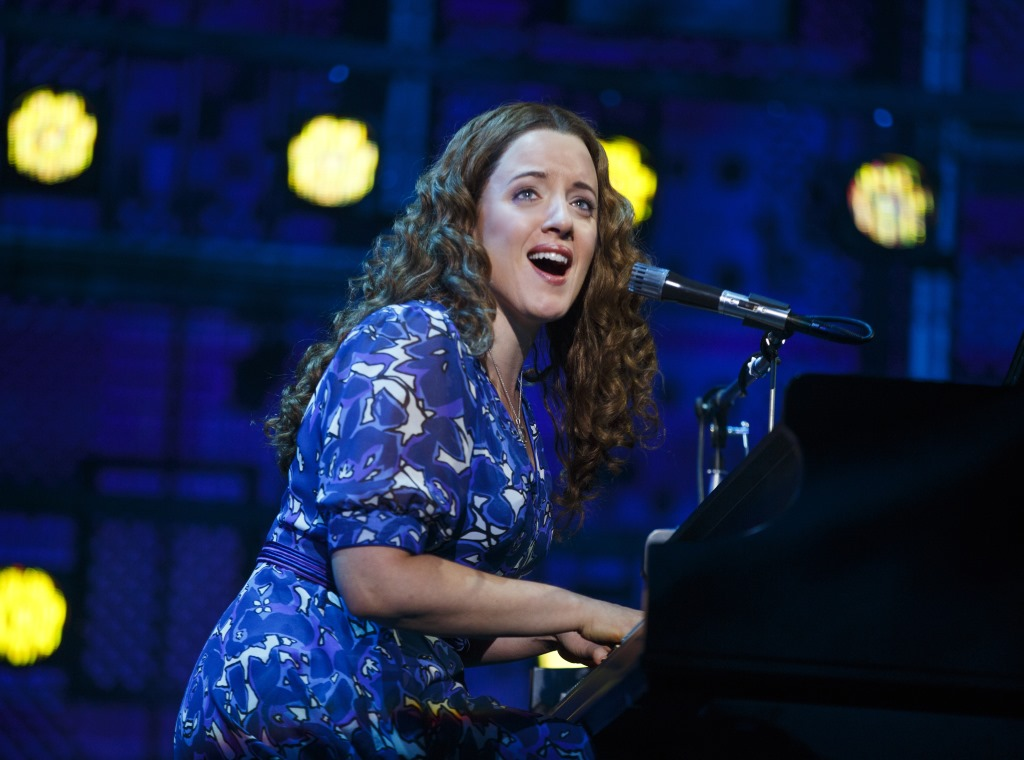 "Carnegie Hall. Abby Mueller (""Carole King""). Photo by Joan Marcus."