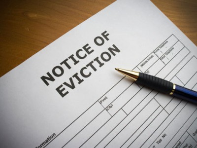Murphy's Law: City's Evictions Far From Worst
