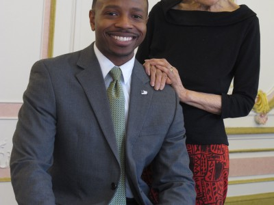 Vel Phillips Endorses Chevy Johnson