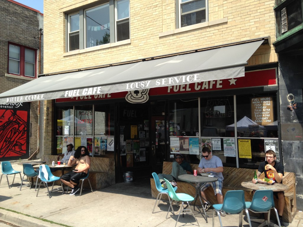 Riverwest's Iconic Fuel Café to open second location in Walker's Point