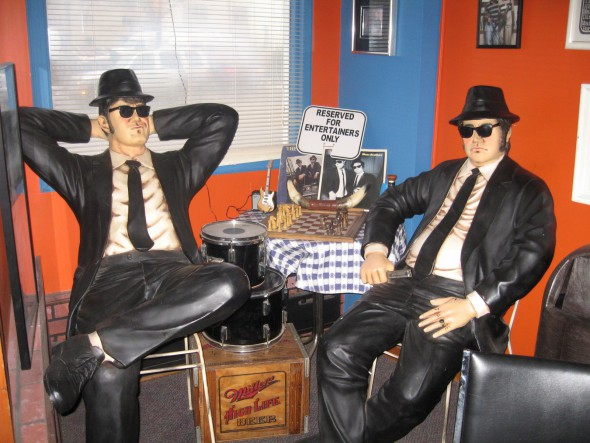 Blues Brothers. Photo by Michael Horne.