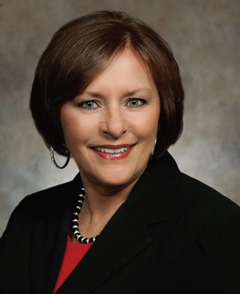Kathy Bernier. Photo from the State of Wisconsin Blue Book 2015-16.