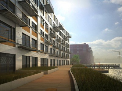 Eyes on Milwaukee: Mandel Starts Third Ward Apartments