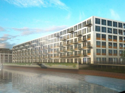 Mandel Group Closed Financing | Starts DoMUS Apartments