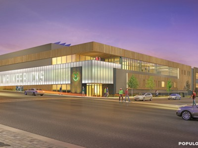 Bucks Release Renderings of New Training Center