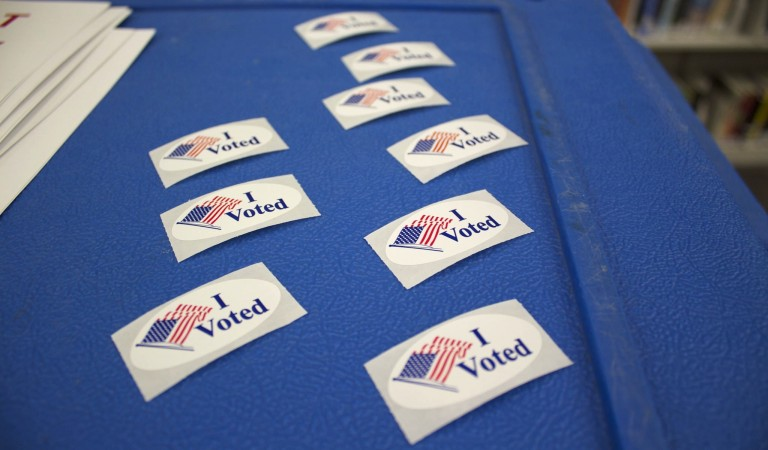 Aldermanic elections will take place on Tuesday April 5. Photo by Emmy Yates.
