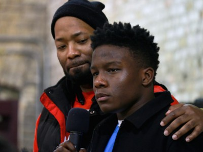 Youth Tell DOJ About Police Abuse