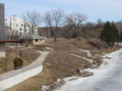 Turtle Park Is New Green Space