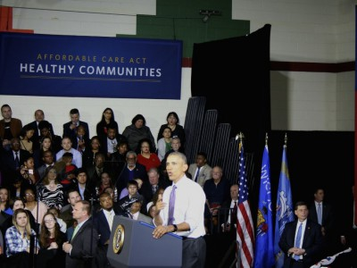 Obama Touts ACA Success, Slams Walker