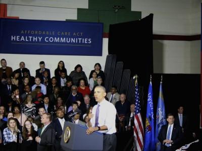 Obama Touts ACA Success, Slams Walker
