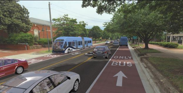 Bus Rapid Transit Public Meetings This Week