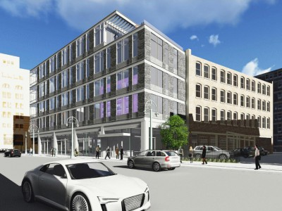 Plenty of Horne: Infill Building Planned for Third Ward