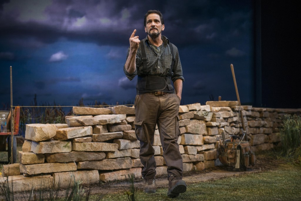 James DeVita as Andy. Photo by Michael Brosilow.