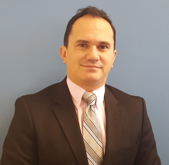 Mauricio Camargo. Photo courtesy of U.S. Cellular.
