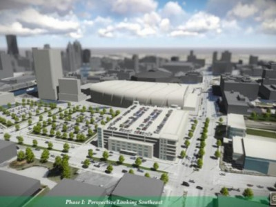 City, Bucks Announce Construction Manager and Design Team for New Arena Parking Structure