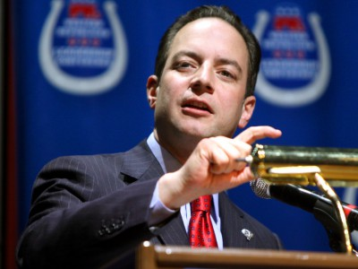 Murphy's Law: Will Priebus Destroy The Republican Party?