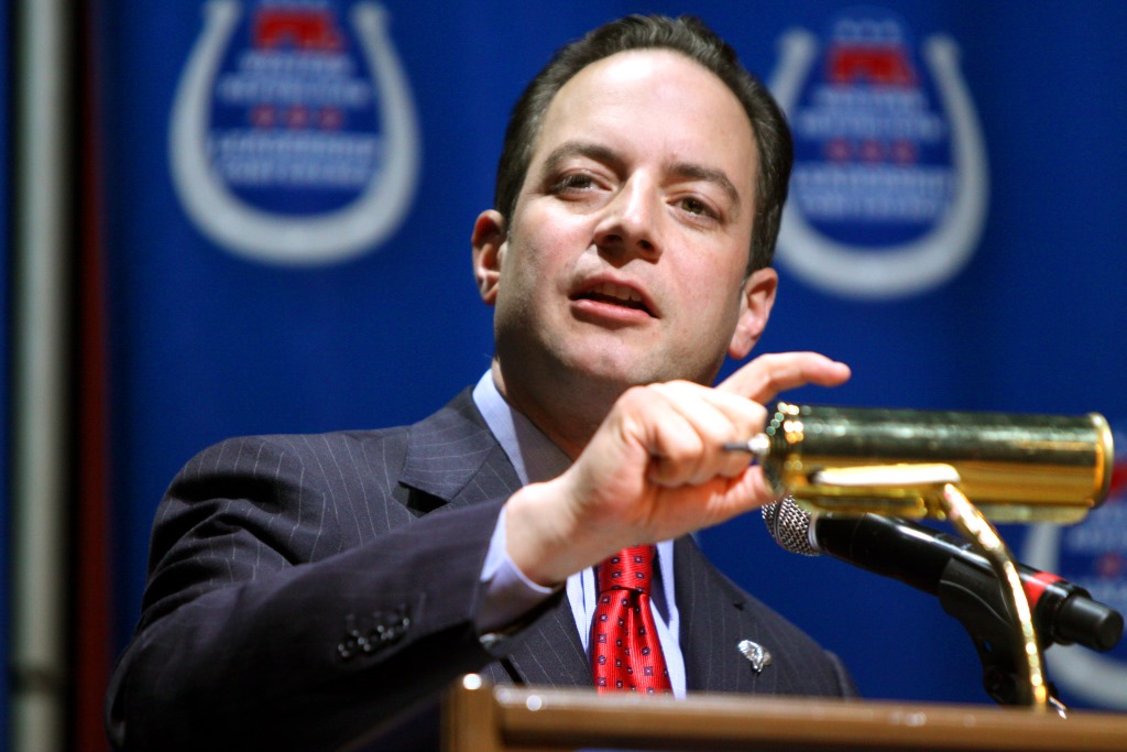 Speaker Vos Statement on Reince Priebus