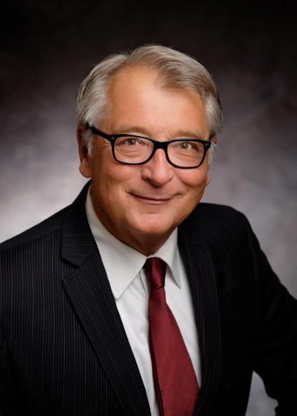 Richard Katschke. Photo courtesy of the Medical College of Wisconsin.