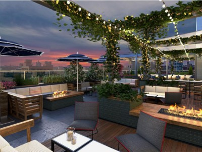 New Milwaukee Restaurant and Rooftop Bar & Lounge Opening this June