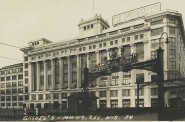 Gimbels Department Store, 1925. Image courtesy of Jeff Beutner.