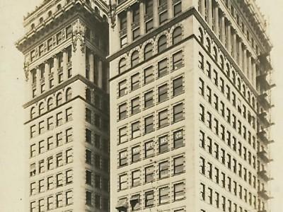 Yesterday's Milwaukee: Wells Building, 1915