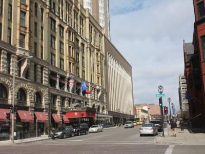 City Streets: Jefferson Street Became Asphalt Showcase