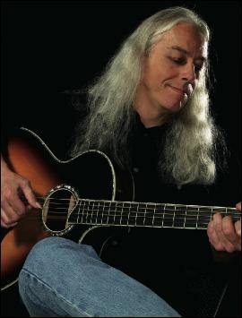 Ed Gerhard, finger-style guitar