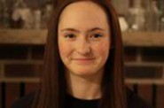 Natalie Abbott. Photo courtesy of Junior Achievement of Wisconsin.