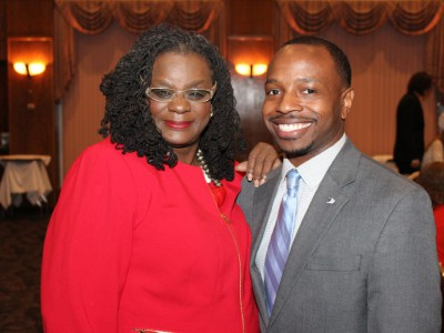 Congresswoman Gwen Moore Endorses Chevy Johnson for Alderman