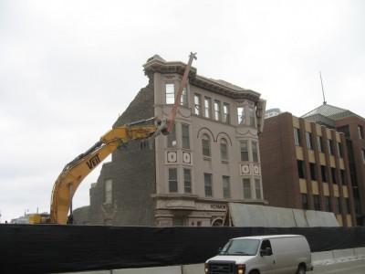 Plenty of Horne: NM Demolishing Downtown Buildings