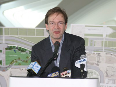Abele Relents on Domes Committee?