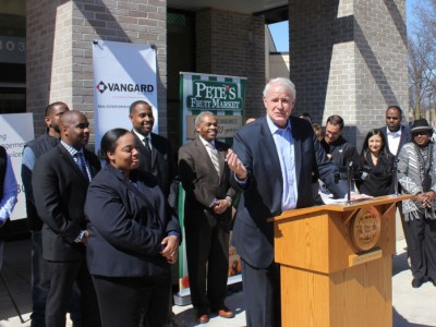 Bronzeville Gets a Cool Grocery Store