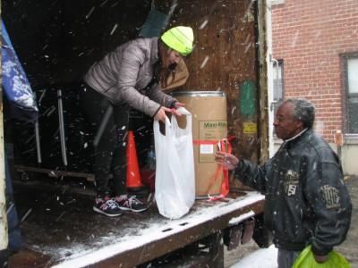 Homeless Program Changes Tactics
