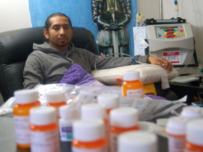Seeking Kidney Donor to Save My Life