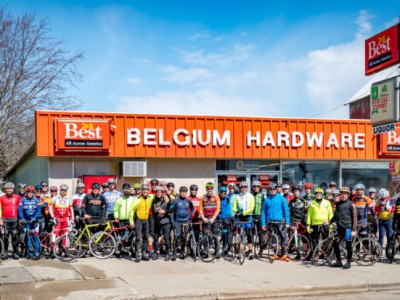 Bike Czar: Ride to Belgium Was a Challenge