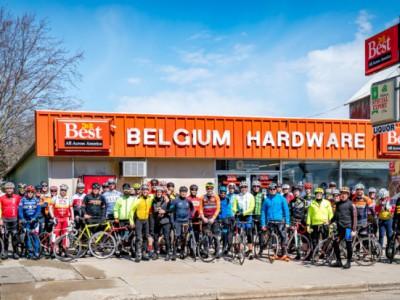 Bike Czar: Ride to Belgium Was a Challenge