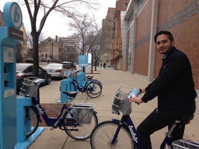 Bublr of the Month: Ibrahim Amin