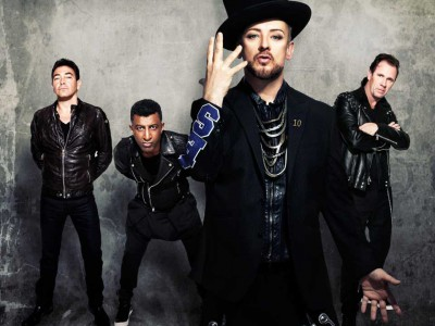Boy George and Culture Club Announce 40-city, 2016 Tour Including Milwaukee