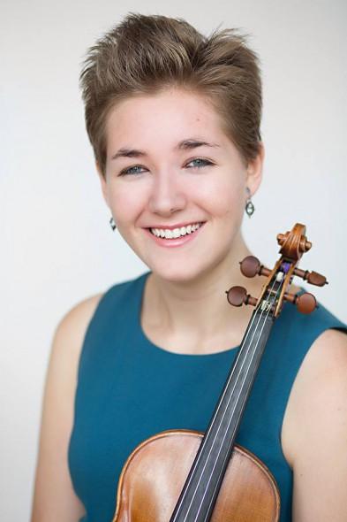 Emmy Tisdel. Photo by Rosen-Jones Photography.