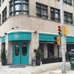 Pastiche Bistro is moving to Hotel Metro.