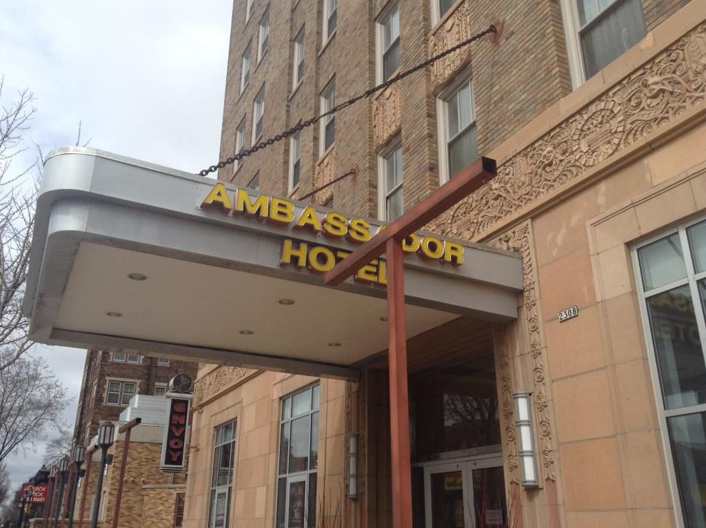 Envoy, located inside the Ambassador Hotel.. Photo by Cari Taylor-Carlson.