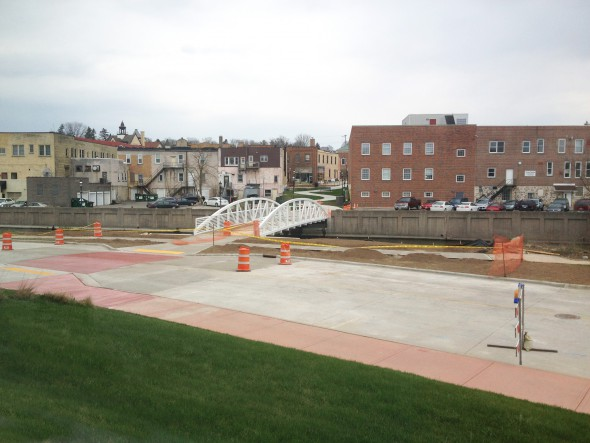 Riverfront. Photo courtesy of MOWA.