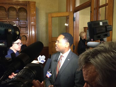 Pres. Hamilton blasts council members for divisive and irresponsible press release