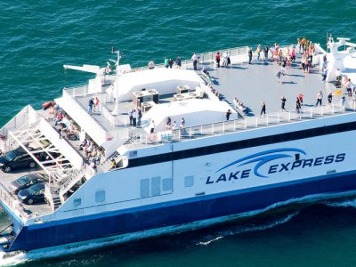 Lake Express Ferry Earns 2016 TripAdvisor Certificate of Excellence
