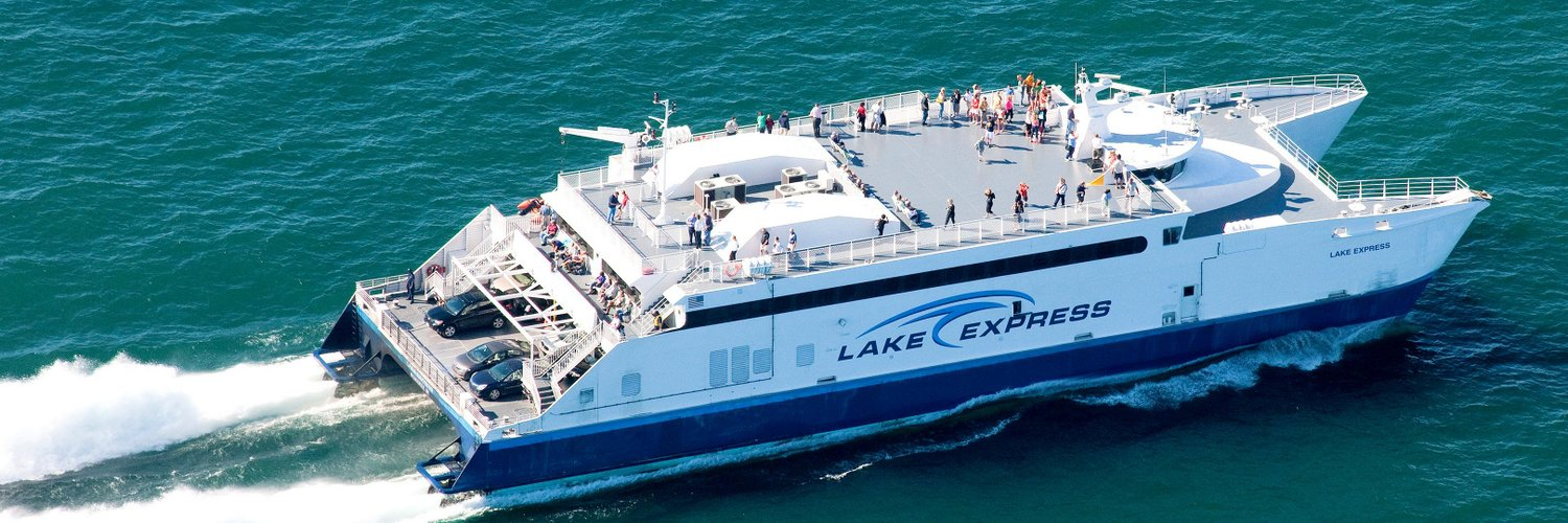 Lake Express Ferry Kicks Off 13th Season of Service