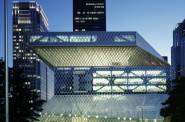 The Seattle Library. Design by REX.