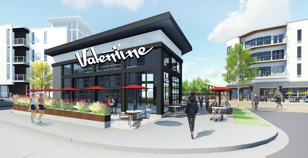 Barrett Lo Visionary Development Announces Valentine